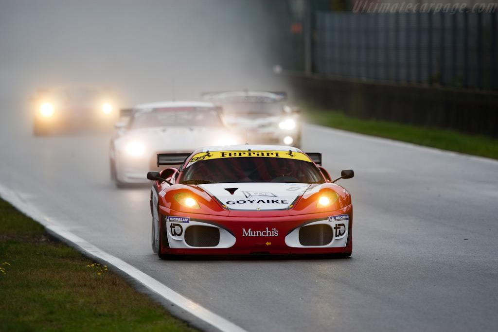 Ferrari F430 GTC - Chassis: 2640   - 2009 FIA GT Zolder