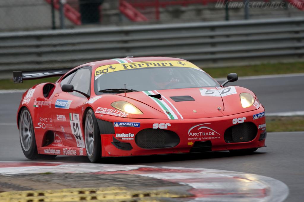 Ferrari F430 GTC - Chassis: 2404   - 2009 FIA GT Zolder