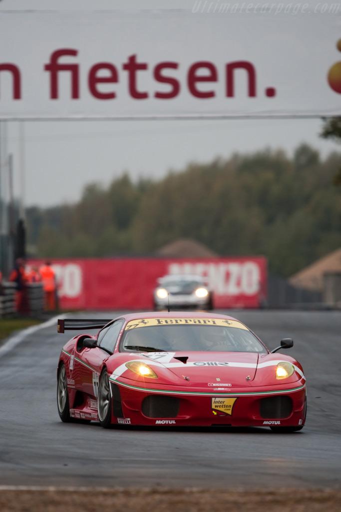 Ferrari F430 GTC - Chassis: 2616   - 2009 FIA GT Zolder