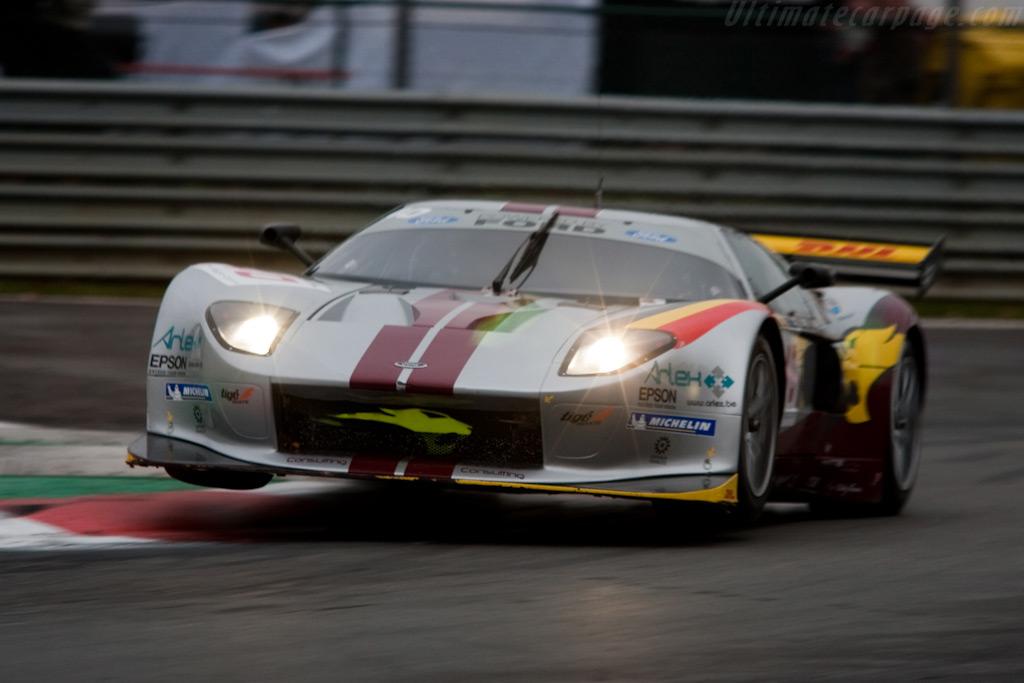 Matech-Ford GT1    - 2009 FIA GT Zolder