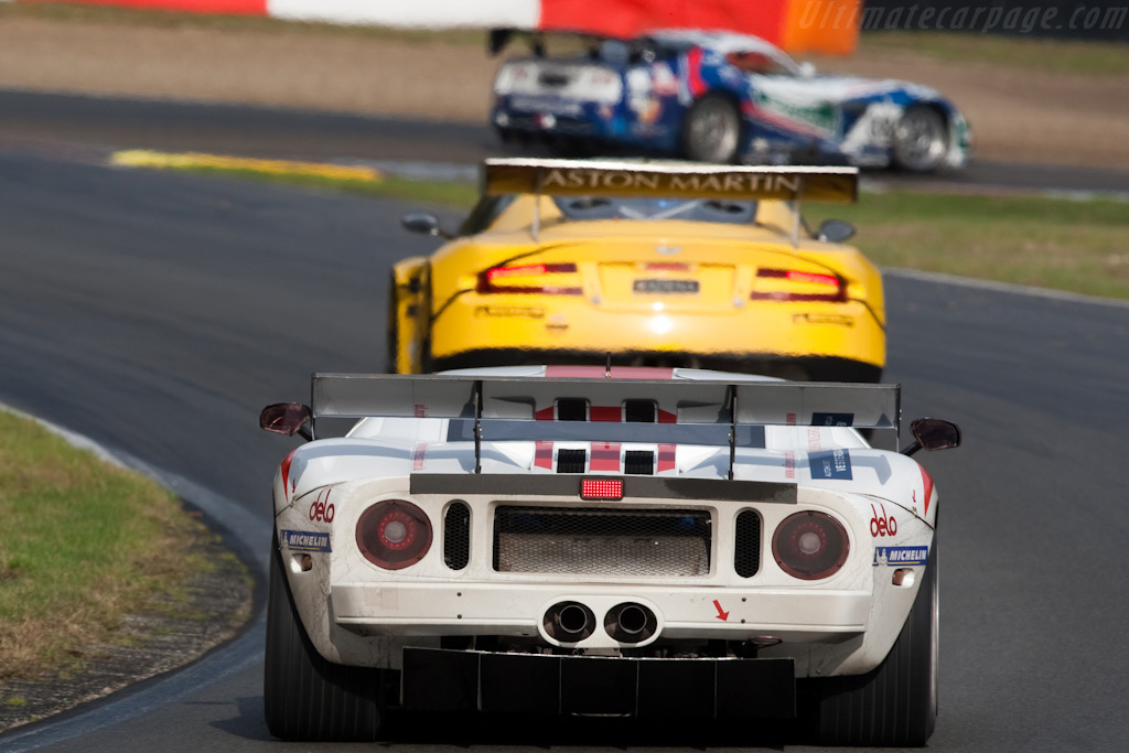 Matech-Ford GT3 - Chassis: MR08FORDGT3SN008   - 2009 FIA GT Zolder
