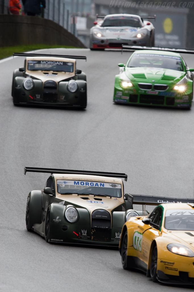 Morgan Aero SuperSports    - 2009 FIA GT Zolder