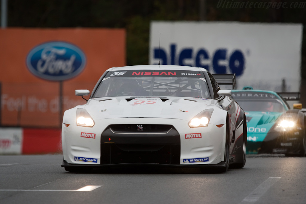 Nissan Nismo GT-R - Chassis: 09-0001   - 2009 FIA GT Zolder