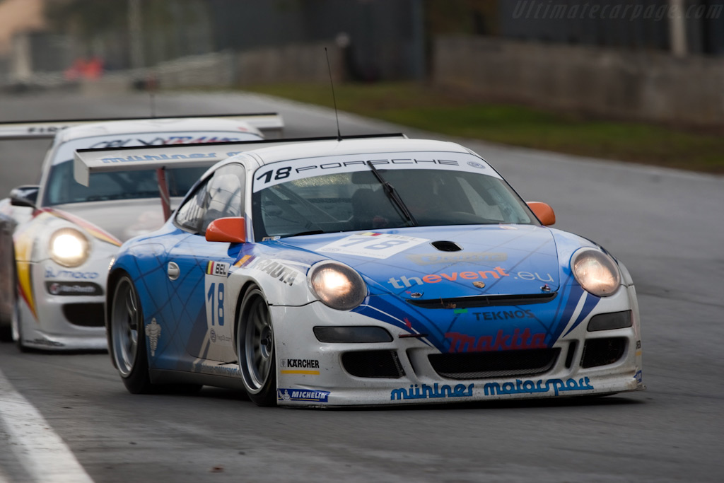 Porsche 997 GT3 Cup S    - 2009 FIA GT Zolder