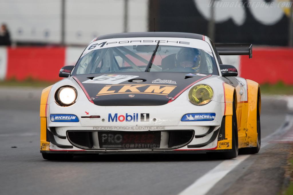 Porsche 997 GT3 RSR - Chassis: WP0ZZZ99Z8S799911   - 2009 FIA GT Zolder