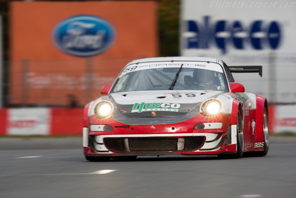 Porsche 997 GT3 RSR - Chassis: WP0ZZZ99Z8S799926   - 2009 FIA GT Zolder