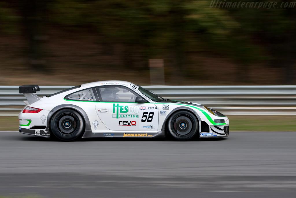 Porsche 997 GT3 RSR - Chassis: WP0ZZZ99Z9S799919   - 2009 FIA GT Zolder