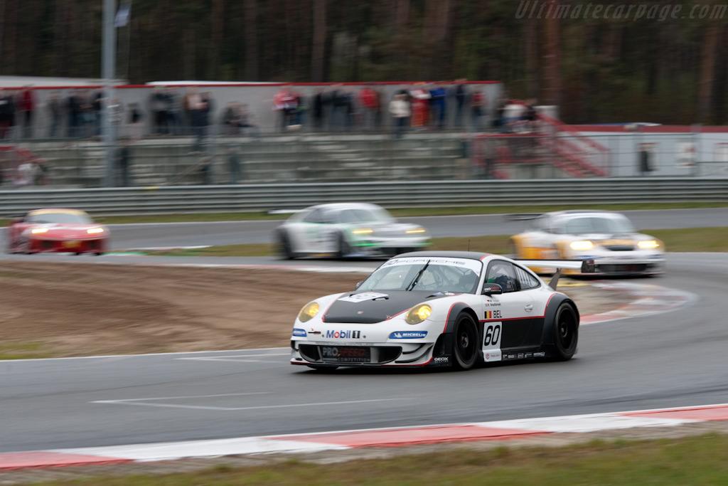 Porsche 997 GT3 RSR - Chassis: WP0ZZZ99Z8S799928   - 2009 FIA GT Zolder