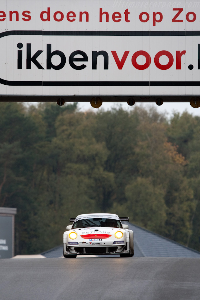 Porsche 997 GT3 RSR - Chassis: WP0ZZZ99Z7S799921   - 2009 FIA GT Zolder