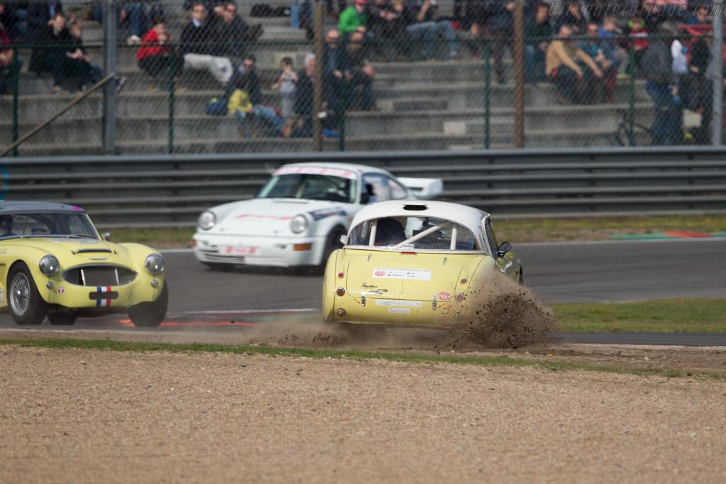 Austin Healey 3000  - Driver: Robert-Jan 't Hoen  - 2016 Zolder Masters Festival
