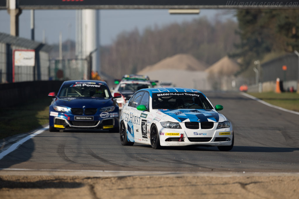 BMW Clubsport  - Driver: S. Dewulf / K. Senis  - 2016 Zolder Masters Festival