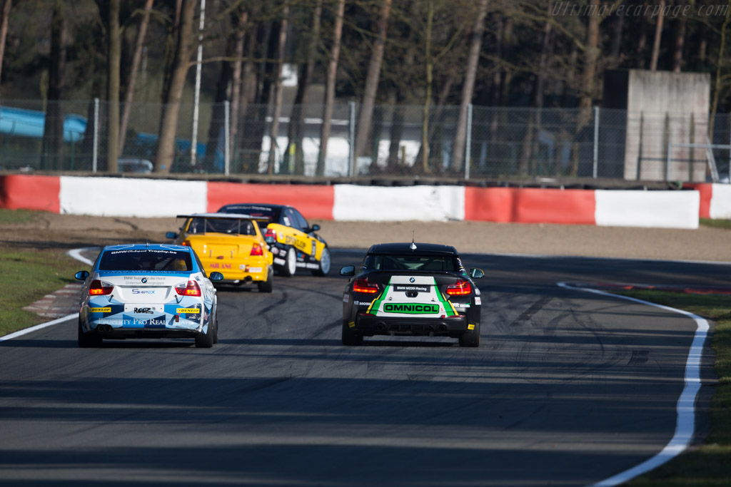 BMW M235i Cup  - Driver: D. van Rompuy / E. Qvick  - 2016 Zolder Masters Festival