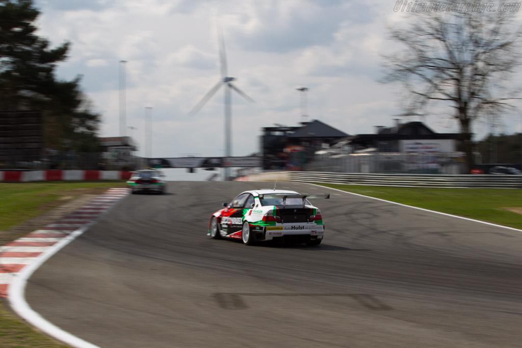 BMW M3 GTR  - Driver: Patrick Franssen / Alain Franssen  - 2016 Zolder Masters Festival