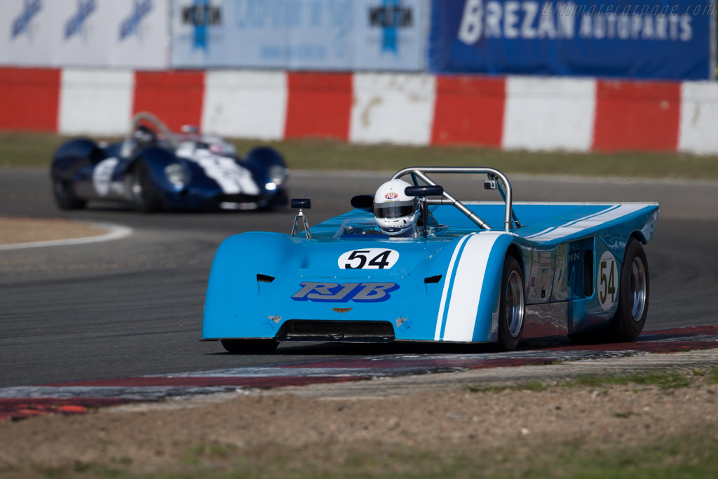 Chevron B19 - Chassis: B19-71-30 - Driver: Jonathan Loader  - 2016 Zolder Masters Festival