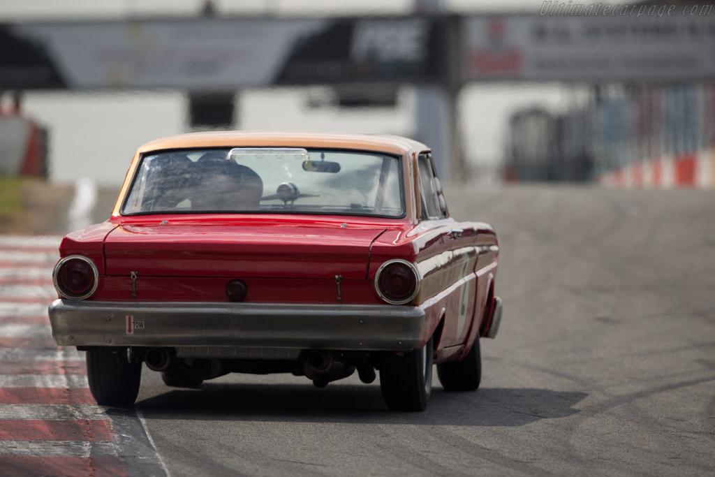 Ford Falcon  - Driver: Leo Voyazides / Simon Hadfield  - 2016 Zolder Masters Festival