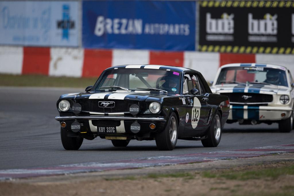 Ford Mustang 289 - Driver: Christian Dumolin / Christophe van Riet - 2016 Zolder Masters Festival