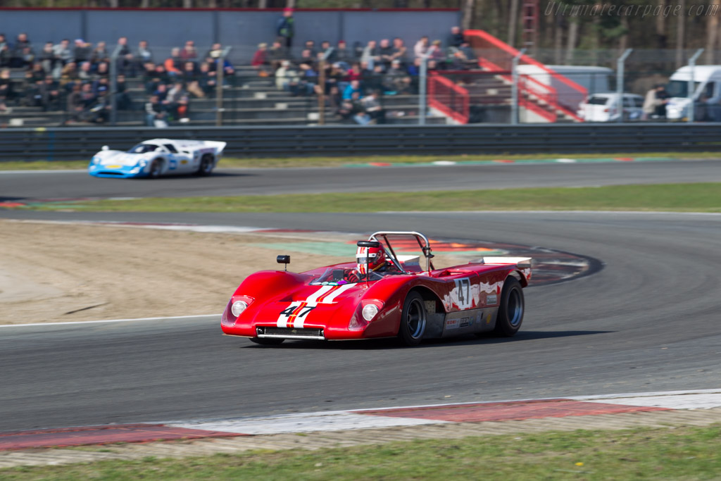 Lola T210 - Chassis: SL210/06 - Driver: Nick Pink / Scott Mansell  - 2016 Zolder Masters Festival