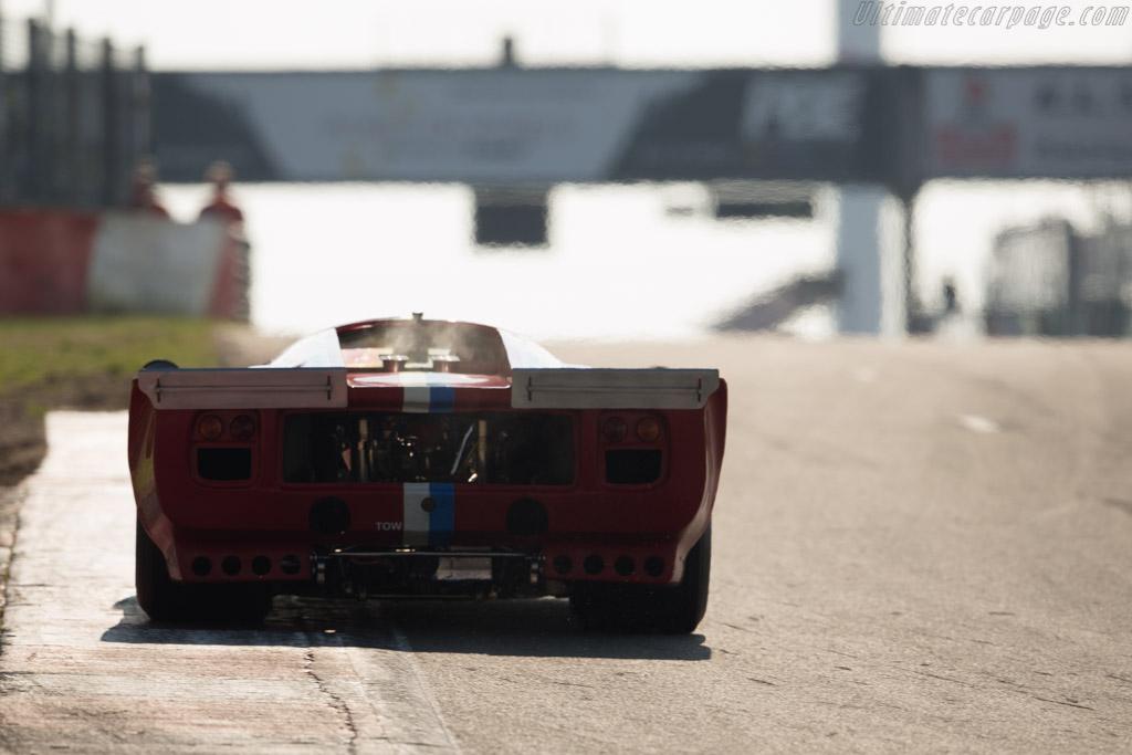Lola T70 Mk3B Coupe  - Driver: Jon Minshaw / Phil Keen  - 2016 Zolder Masters Festival