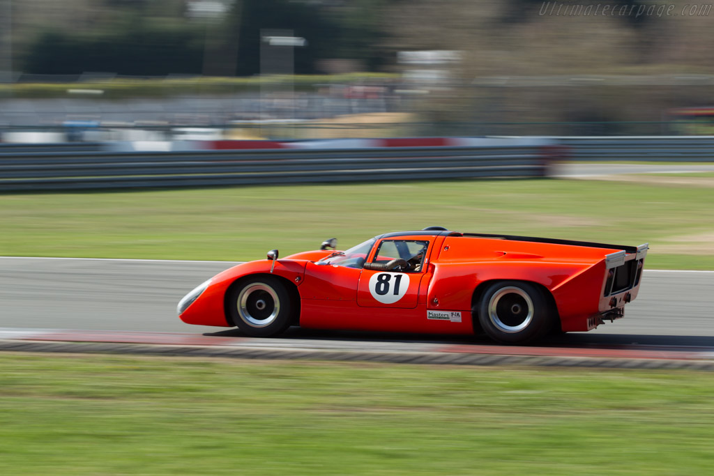 Lola T70 Mk3B Coupe - Chassis: SL76/148 - Driver: Chris Beighton  - 2016 Zolder Masters Festival