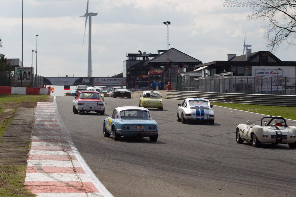Lotus Elan - Chassis: 26/0189 - Driver: Marc Vandendijk  - 2016 Zolder Masters Festival