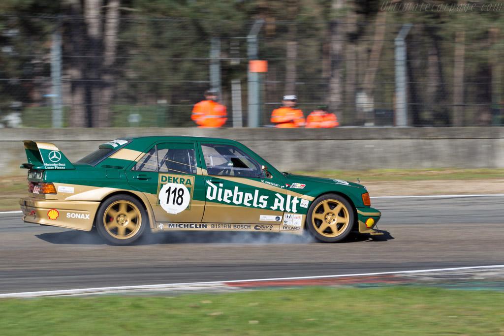 Mercedes-Benz 190 2.3 16V  - Driver: Ronald Thienpont  - 2016 Zolder Masters Festival
