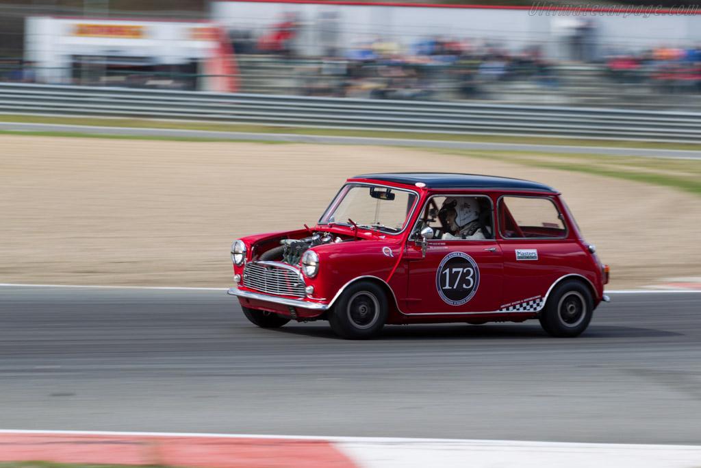 Mini Cooper S  - Driver: Rene de Vries  - 2016 Zolder Masters Festival