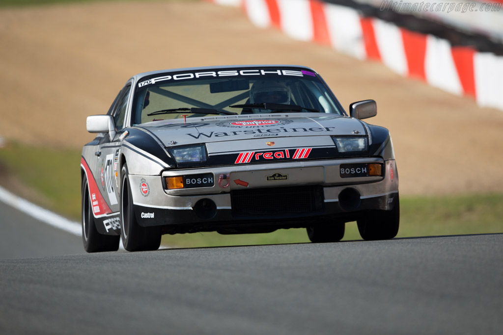 Porsche 944 - Chassis: WP0ZZZ94ZFN402750 - Driver: Christian Colfs  - 2016 Zolder Masters Festival