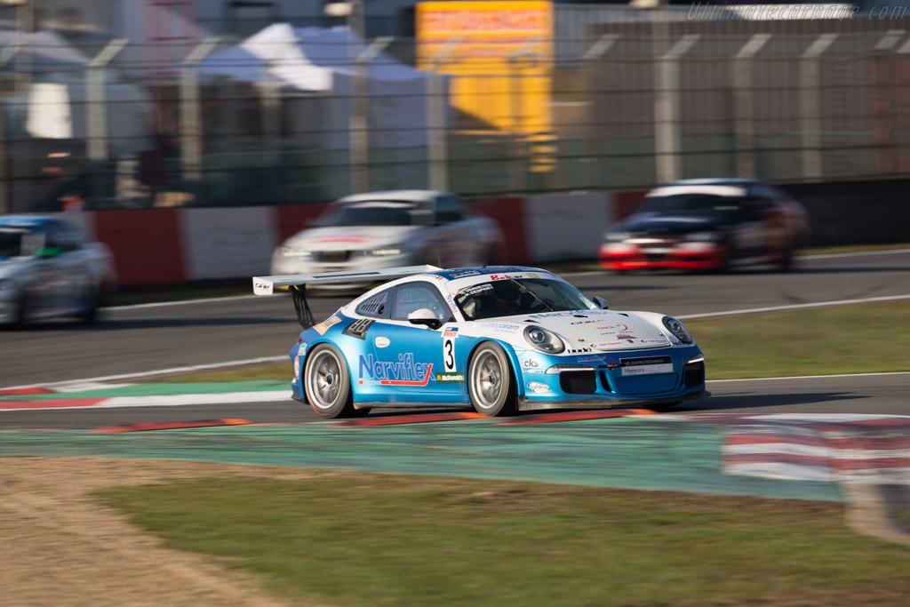 Porsche 991 GT3 Cup  - Driver: G. Verheyen / V. Despriet  - 2016 Zolder Masters Festival