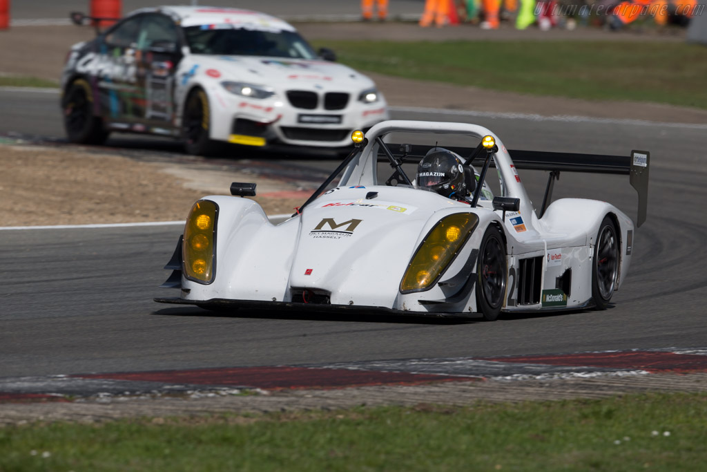 Radical SR3 SL  - Driver: W. Jeuris  - 2016 Zolder Masters Festival