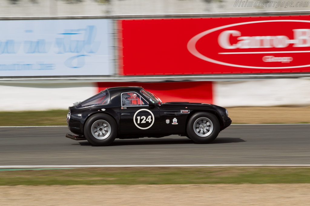 TVR Griffith  - Driver: Peter Dod / Nathan Dod  - 2016 Zolder Masters Festival