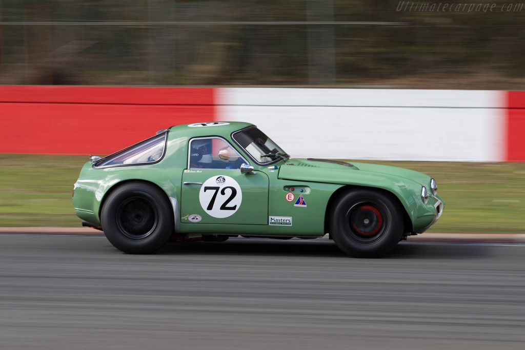 TVR Griffith  - Driver: Jamie Boot  - 2016 Zolder Masters Festival