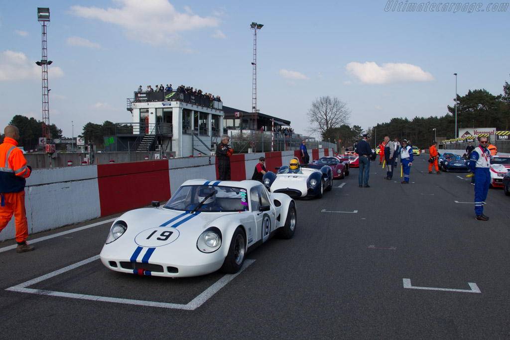 Welcome to Zolder - Chassis: CH-DBE-62   - 2016 Zolder Masters Festival