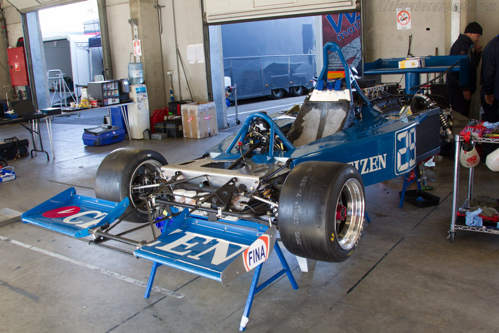 Welcome to Zolder - Chassis: F101/02 - Entrant: Marc Devis  - 2016 Zolder Masters Festival