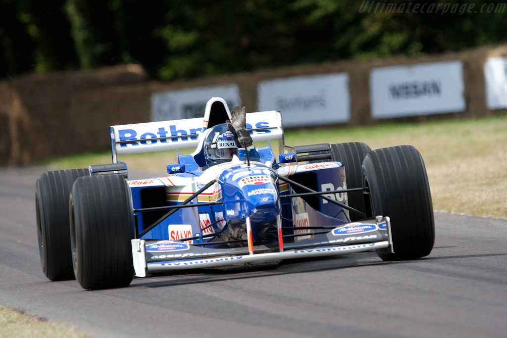 Festival Of Speed >> Williams FW18 Renault High Resolution Image (14 of 18)