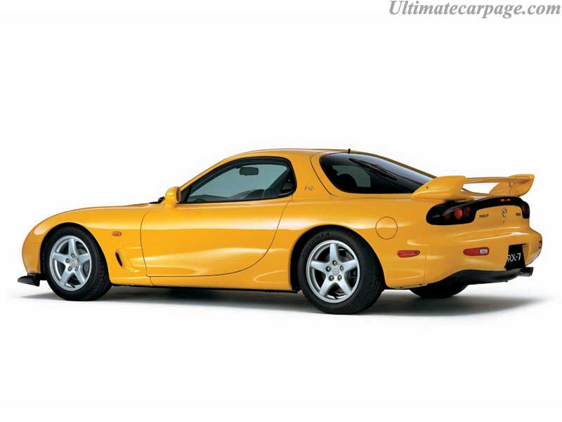 Mazda RX-7 Type R Bathurst R - High Resolution Image (2 of 3)
