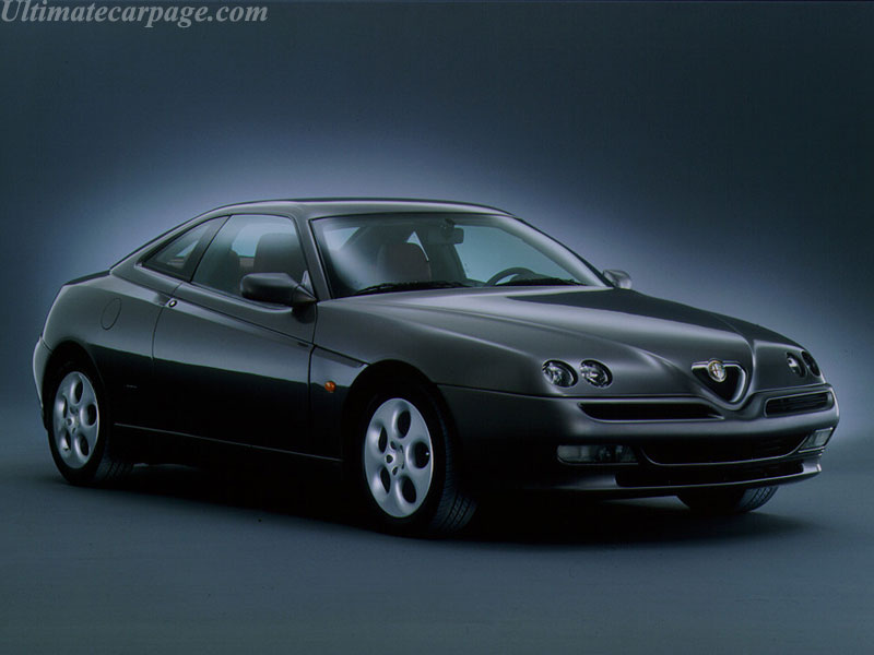 alfa romeo gtv 3 0 v6 high resolution image 1 of 3. Black Bedroom Furniture Sets. Home Design Ideas