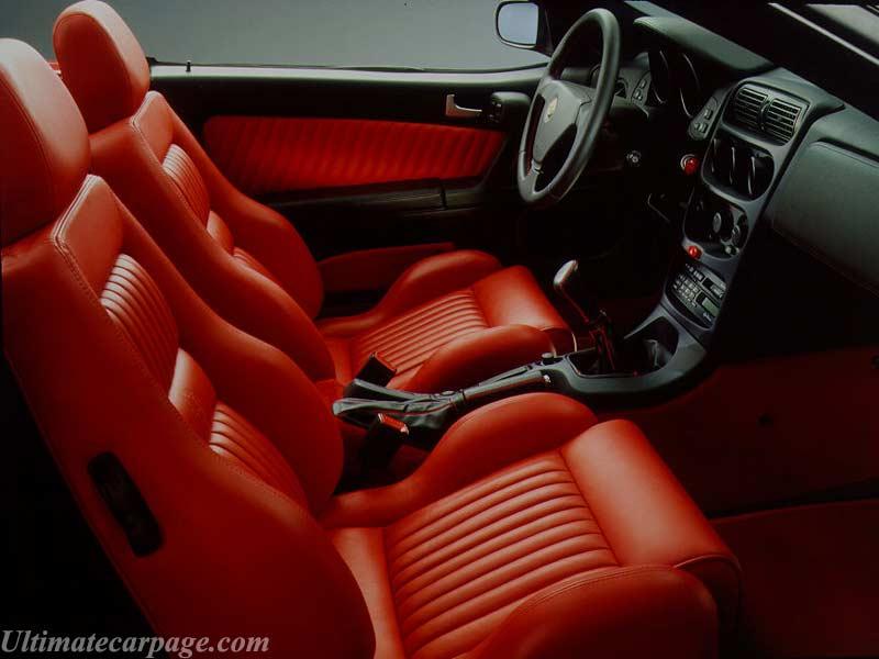 Alfa Romeo GTV 3.0 V6-www.ultimatecarpage.com