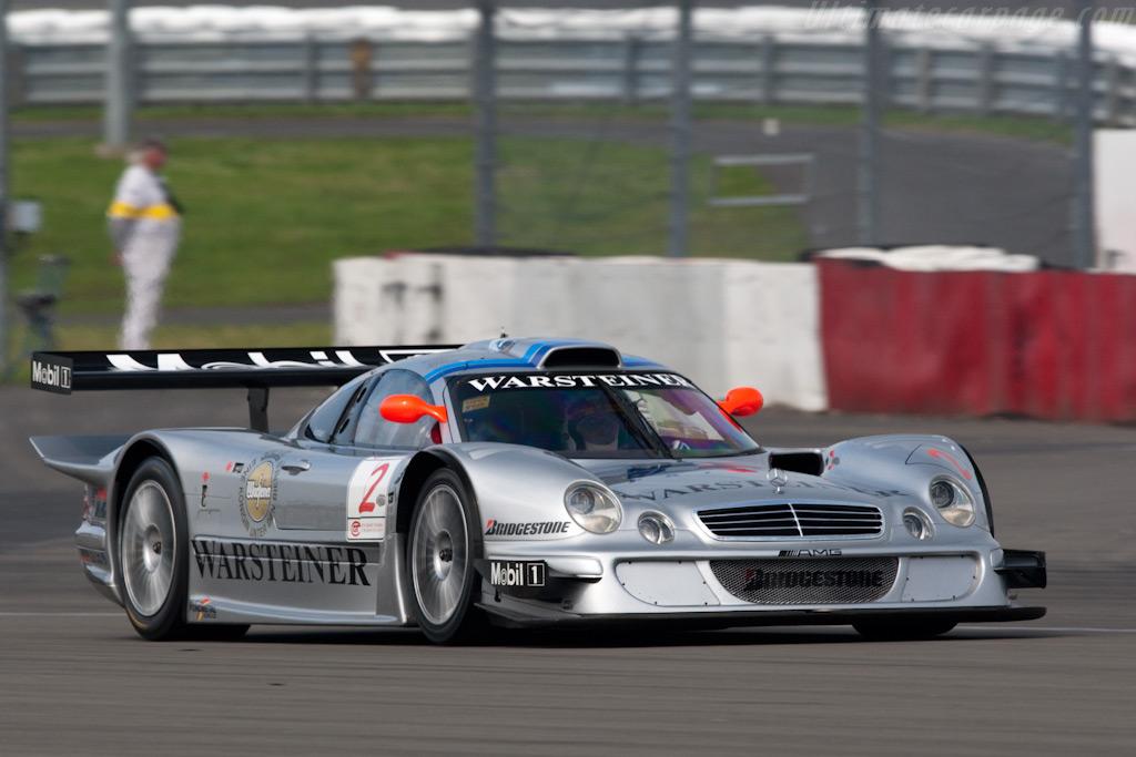 Mercedes Benz Clk Gtr Race Car