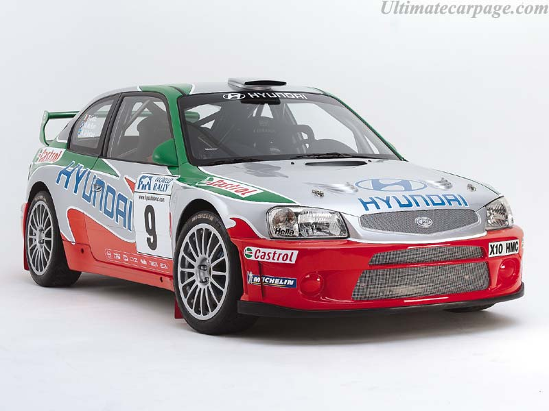 Hyundai Accent WRC 2 High Resolution Image (1 of 8)
