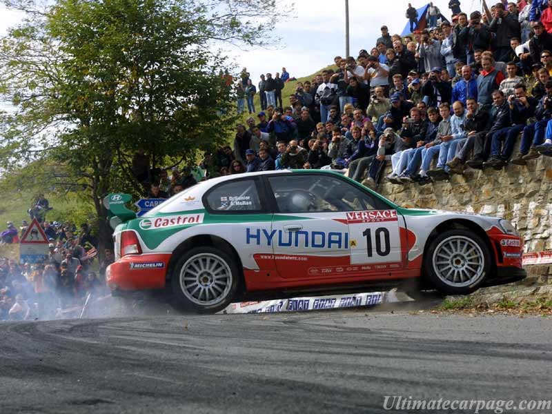 Hyundai accent wrc 2 high resolution image 6 of 8