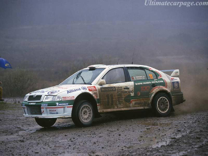 Wonderful Skoda Octavia WRC High Resolution Image (1 of 8) 800 x 600 · 47 kB · jpeg
