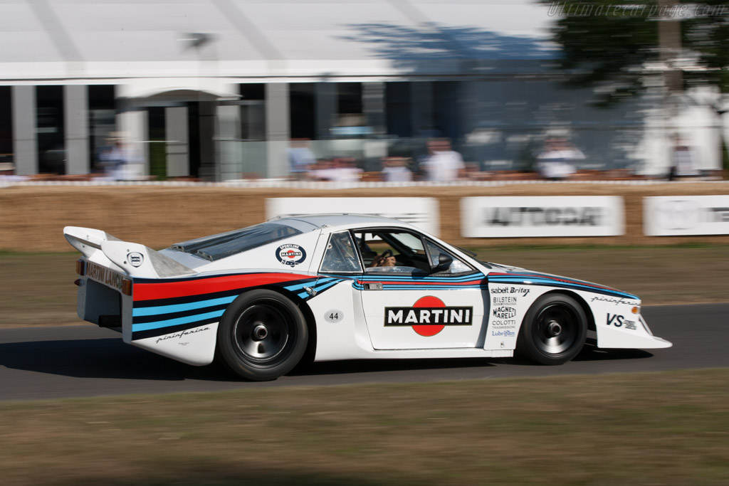BMW run a Gr.5 BMW M1 Coupe in