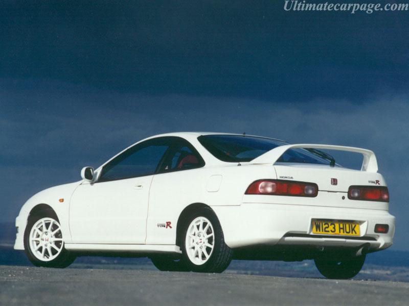 Honda Integra Type R High Resolution Image (2 of 2)