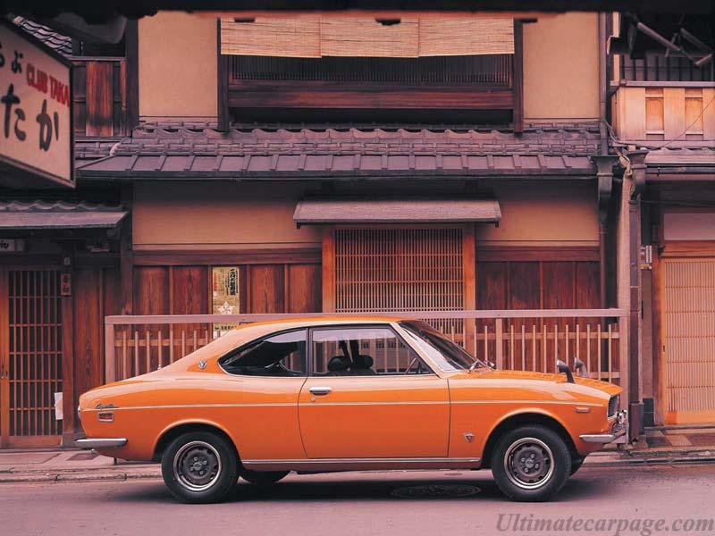 Mazda RX-2 High Resolution Image (1 of 1)