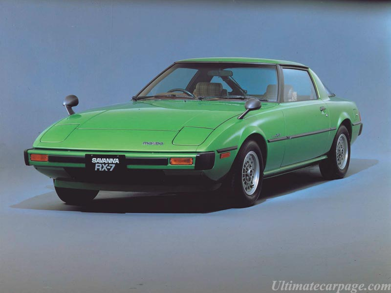 Mazda Rx 7 2017 >> Mazda RX-7 High Resolution Image (1 of 2)