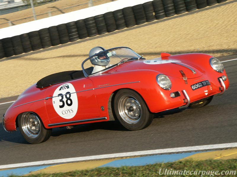 Porsche 356a Speedster High Resolution Image 1 Of 1