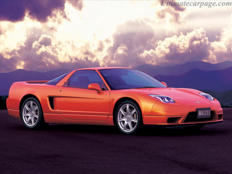 1998 Honda NSX related infomation,specifications - WeiLi Automotive Network