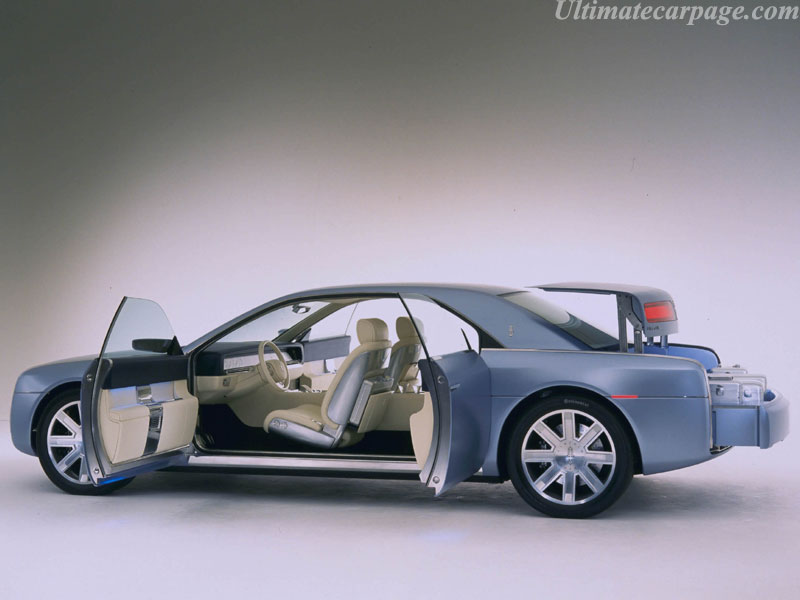 Lincoln Continental Concept High Resolution Image (3 of 6)
