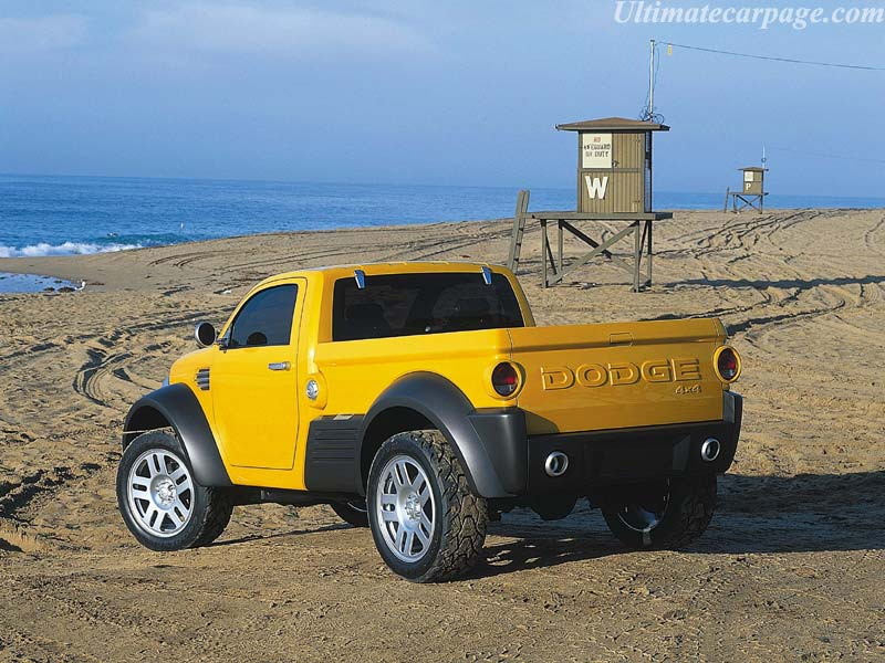 Dodge Pickup 2017 >> Dodge M80 High Resolution Image (4 of 6)
