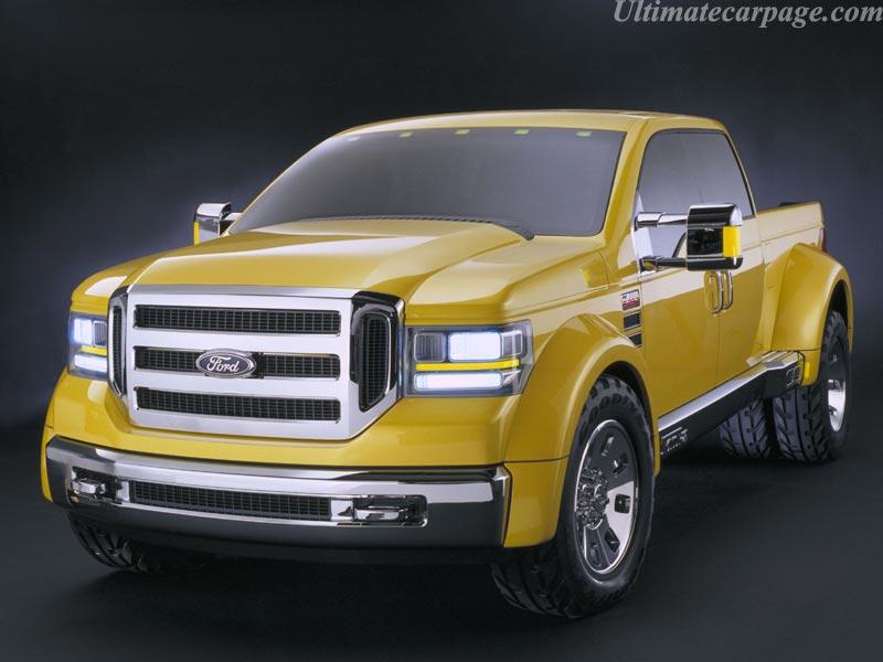 Ford F 350 Tonka Truck